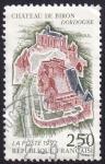 Sellos de Europa - Francia -  Castillo de Biron