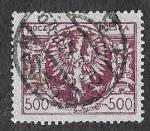 Sellos de Europa - Polonia -  169 - Águila Polaca