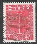 Sellos de Europa - Polonia -  279 - XV Aniversario de la Independencia
