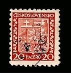 Sellos del Mundo : Europa : Checoslovaquia :  RESERVADO HECTOR BLAZ