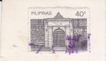 Sellos del Mundo : Asia : Filipinas : Intramuros