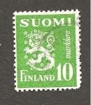 Sellos de Europa - Finlandia -  INTERCAMBIO
