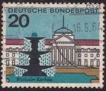 Sellos de Europa - Alemania -  Wiesbaden