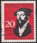 Sellos de Europa - Alemania -  Johannes Calvin
