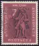 Sellos de Europa - Alemania -  Exposición posta Nuremberg