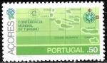 Sellos del Mundo : Europa : Portugal :  Azores-cambio