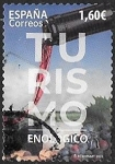 Sellos del Mundo : Europa : España : Turismo enológico