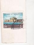 Sellos del Mundo : Africa : Egipto : Fortaleza qaitbay