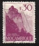 Sellos del Mundo : Africa : Mozambique : Gogogo Peak