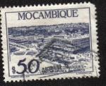 Sellos del Mundo : Africa : Mozambique : View of Lourenco Marques