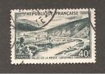 Sellos de Europa - Francia -  CAMBIADO MBV