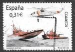Sellos del Mundo : Europa : España : salvamento marítimo