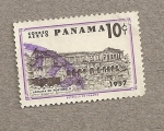 Sellos del Mundo : America : Panamá : Aduana de Portobello
