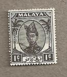 Sellos del Mundo : Asia : Malasia : Sultán