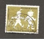 Sellos de Europa - Alemania -  CAMBIADO JGR