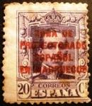 Sellos del Mundo : Europa : España : MARRUECOS ESPAÑOL 1923-1930