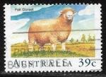 Sellos de Oceania - Australia -  Merino Sheep