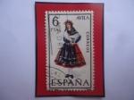 Sellos de Europa - España -  Ed:Es 1771 - Costumbres Regionales- Ciudad del Avila - Trajes Típicos de la Región.