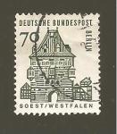 Sellos del Mundo : Europa : Alemania :  RESERVADO JORGE GOMEZ