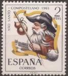 Sellos de Europa - España -  1673