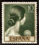 Sellos de Europa - España -  1666