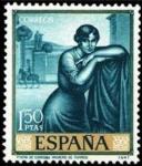 Sellos de Europa - España -  1662