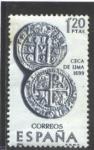 Sellos del Mundo : Europa : España : 1754
