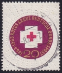 Sellos de Europa - Alemania -  Cruz Roja alemana