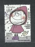 Sellos del Mundo : Europa : España : V   Concurso de sellos