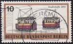 Sellos de Europa - Alemania -  Tranvía