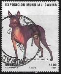 Sellos del Mundo : America : México : Exposición mundial canina.