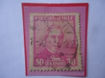 Sellos de America - Chile -  Dr. José Joaquín Pérez (1801-1889)- Abogado y Político-Presidente (1861-1871)-Senador- Serie: Person