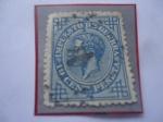Sellos de Europa - España -  ED:Es 184-Rey Alfonso XII de España (1857-1885)-