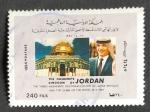 Sellos del Mundo : Asia : Jordania : Reyes