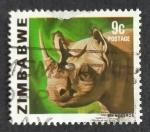 Sellos de Africa - Zimbabwe -  RESERVADO FRANCISCO DEL AMO