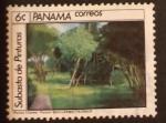 Sellos de America - Panamá -  Arte