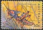 Sellos del Mundo : Oceania : Australia :  insectos