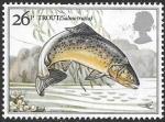 Sellos del Mundo : Europa : Reino_Unido :  peces
