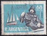 Sellos del Mundo : America : Argentina :  Vito Dumas