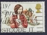 Sellos de Europa - Reino Unido -  Mujeres celebres