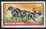 Sellos del Mundo : Europa : Hungría : Equitacion