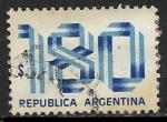 Sellos del Mundo : America : Argentina : Numeros