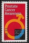 Sellos de America - Estados Unidos -  concienciación sobre el cáncer