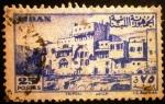 Sellos de Asia - Líbano -  Castillo de los Cruzados en Trípoli