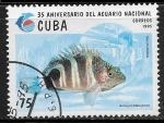 Sellos del Mundo : America : Cuba : Amblycirrhitus pinos