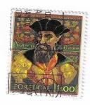 Sellos del Mundo : Europa : Portugal : V Centenario del nacimiento de Vasco de Gama