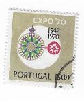 Sellos del Mundo : Europa : Portugal : Expo^70
