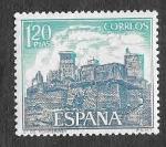 Sellos del Mundo : Europa : España : Edif 1978 - Castillo
