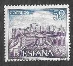 Sellos del Mundo : Europa : España : Edif 1982 - Alcazaba de Almería