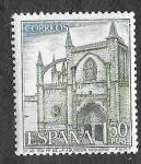 Sellos del Mundo : Europa : España : Edif 1984 - Iglesia de Santa María de la Asunción
